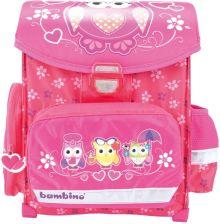 98bf4b50b568c St.Majewski Tornister szkolny Bambino Owl 606892