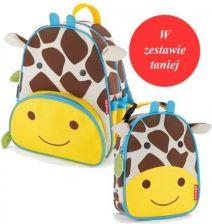 dd87459a7ff8a Skip Hop Zestaw do szkoły lanczówka + plecak żyrafa