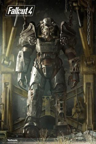 Fallout 4 Key Art Plakat