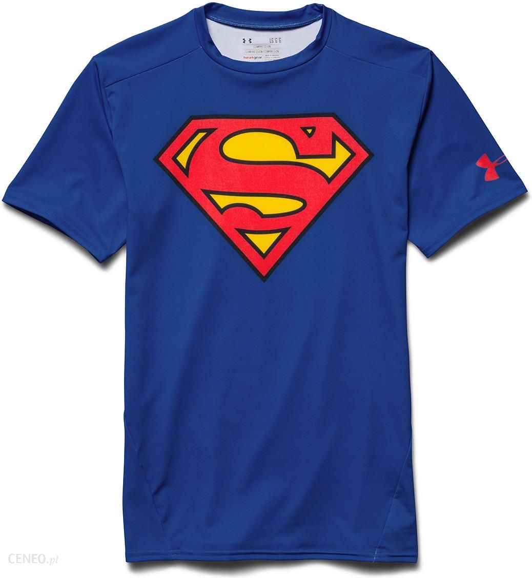 fe98f4e5d Koszulka Under Armour Alter Ego Superman Compression T-Shirt -1244399-401 -  zdjęcie