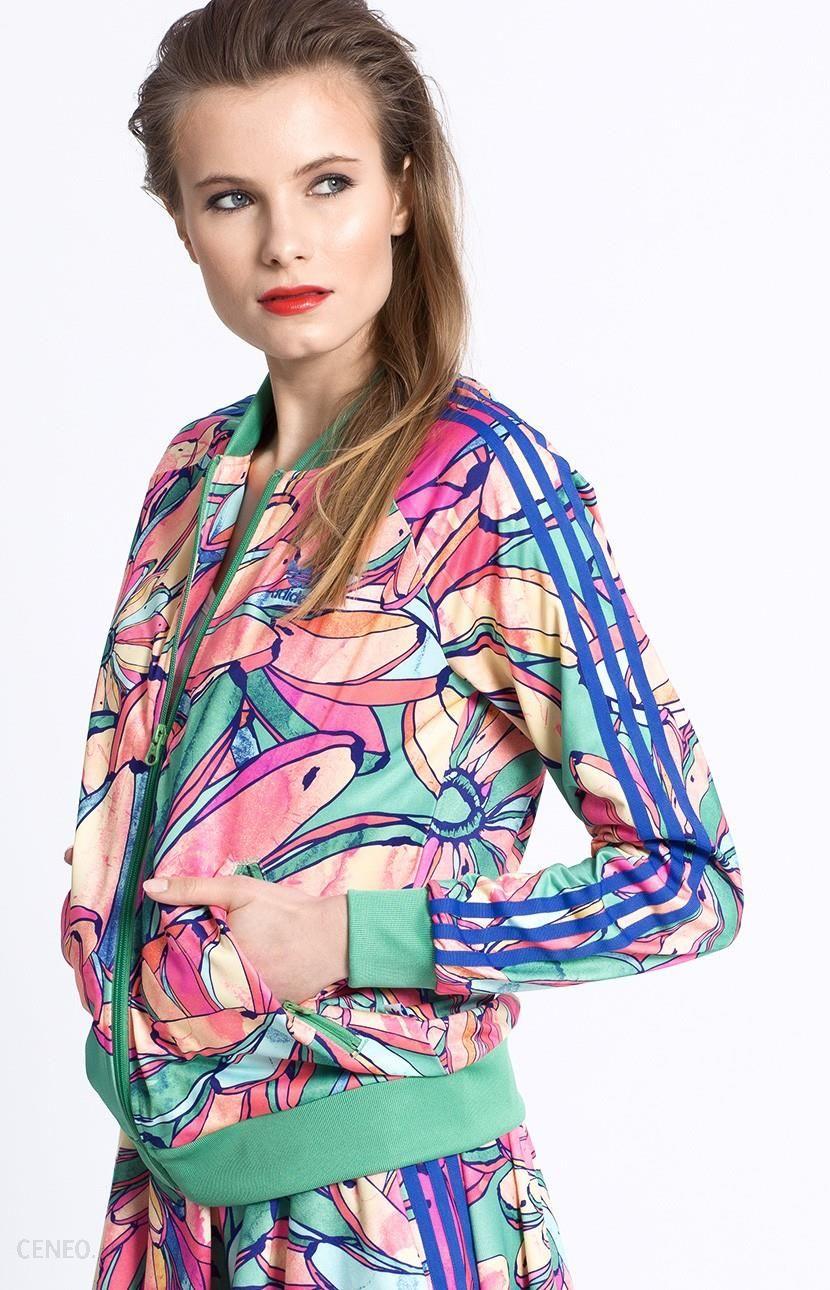 2a8f505b02c6dd Adidas Originals - Bluza Supergirl TT - Ceny i opinie - Ceneo.pl