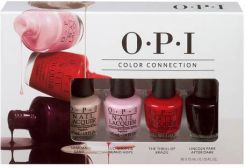 Opi Color Connection By OPI Lakiery do paznokci 4 x 3,75ml