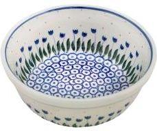 Ceramika Artystyczna Bolesławiec Miski Do Zupy 6 Szt 2090490a