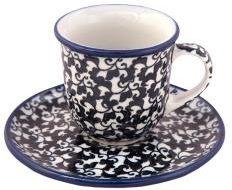 Ceramika Artystyczna Bolesławiec Filiżanka Do Espresso B101748