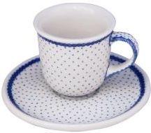 Ceramika Artystyczna Bolesławiec Filiżanka Do Espresso B10u1455