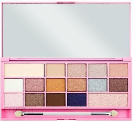Makeup Revolution London I Love Makeup Paleta cieni do powiek Pink Fizz 22g
