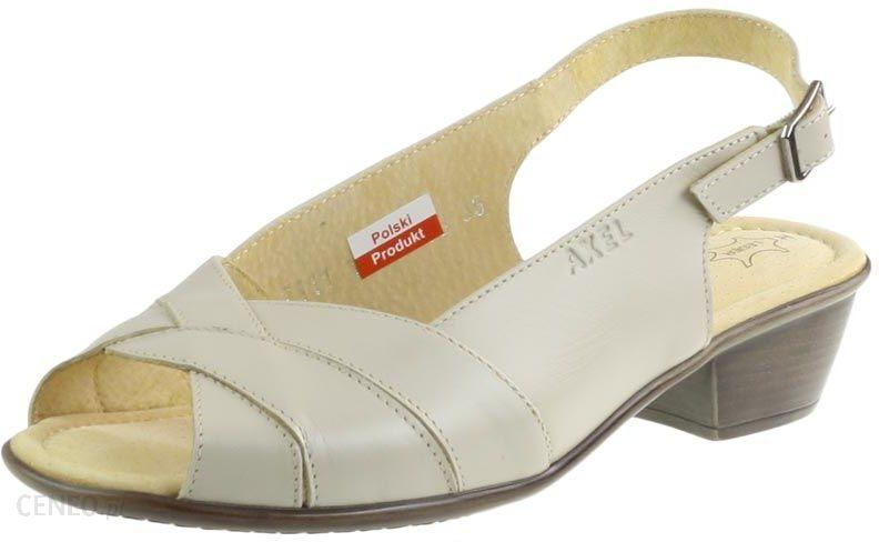 Sandały Axel 2111 Czerwone