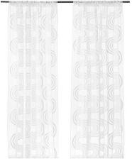 Ikea Emmalotta Firanki 2 Szt Kremowy 00311610