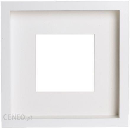 Ramka Tradycyjna Ikea Ribba Ramka Biały 00078032 Ceny I Opinie Na Ceneopl