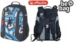 3b709baea0105 Herlitz Plecak Be.Bag Airgo Skater 11438041