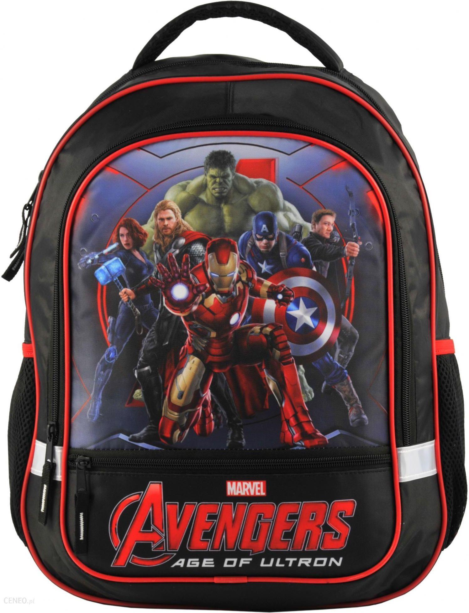 9e52f9c32df78 Paso Plecak Szkolny Avengers (avf-260) - Ceny i opinie - Ceneo.pl