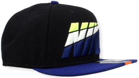 Nike. Legacy Dri Fit Wool Adjustable Czapka czarna