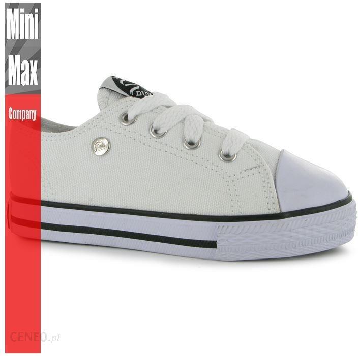 Buty dziecięce Dunlop Białe
