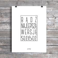 a78cb49716196d Bądź najlepszą wersją siebie - Opinie i atrakcyjne ceny na Ceneo.pl