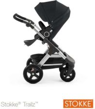 Stokke Trailz Black Spacerowy
