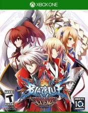 BlazBlue Chrono Phantasma Extend (Gra Xbox One)