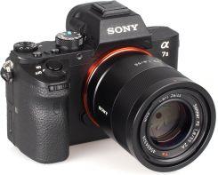 Aparat Cyfrowy Z Wymienna Optyka Sony Alpha A7 Ii Czarny 85mm Ceny I Opinie Na Ceneo Pl