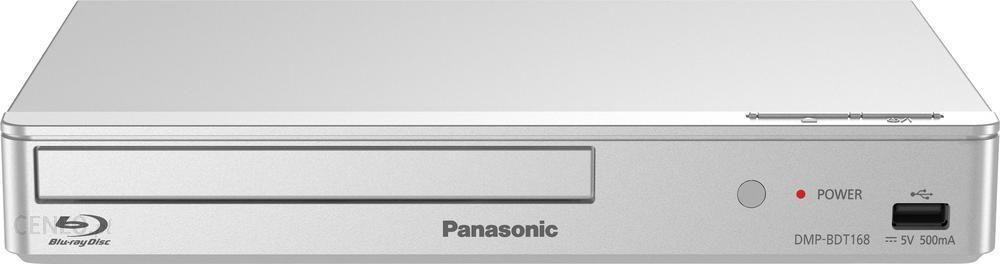 Panasonic DMP-BDT168 srebrny