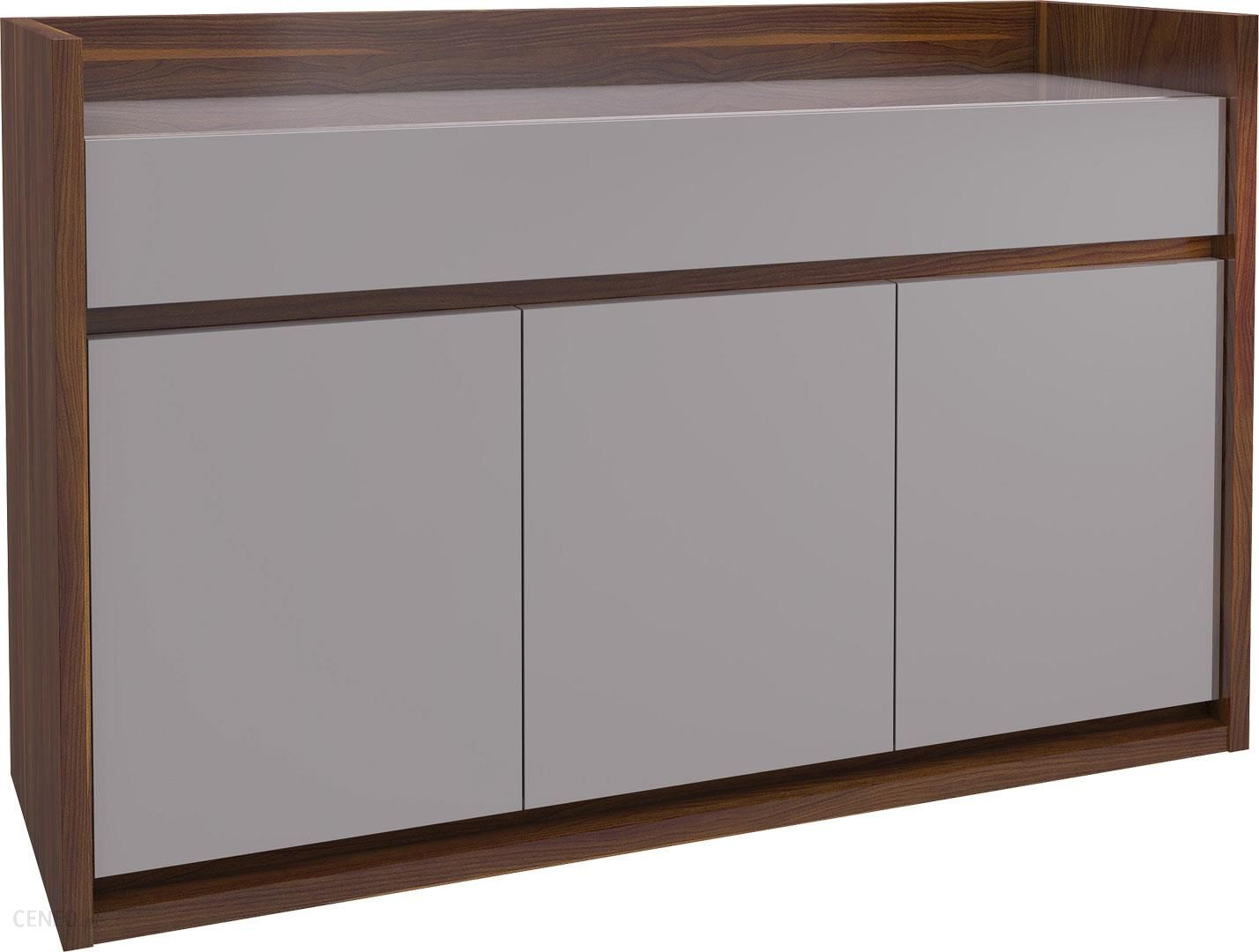 trzy zamykane szafki � miejsce na naczynia obrusy