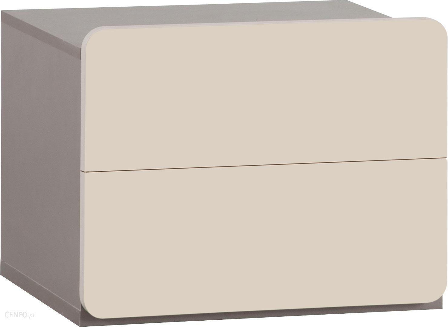 �atwo wysuwane szuflady otwierane przez przyciśnięcie