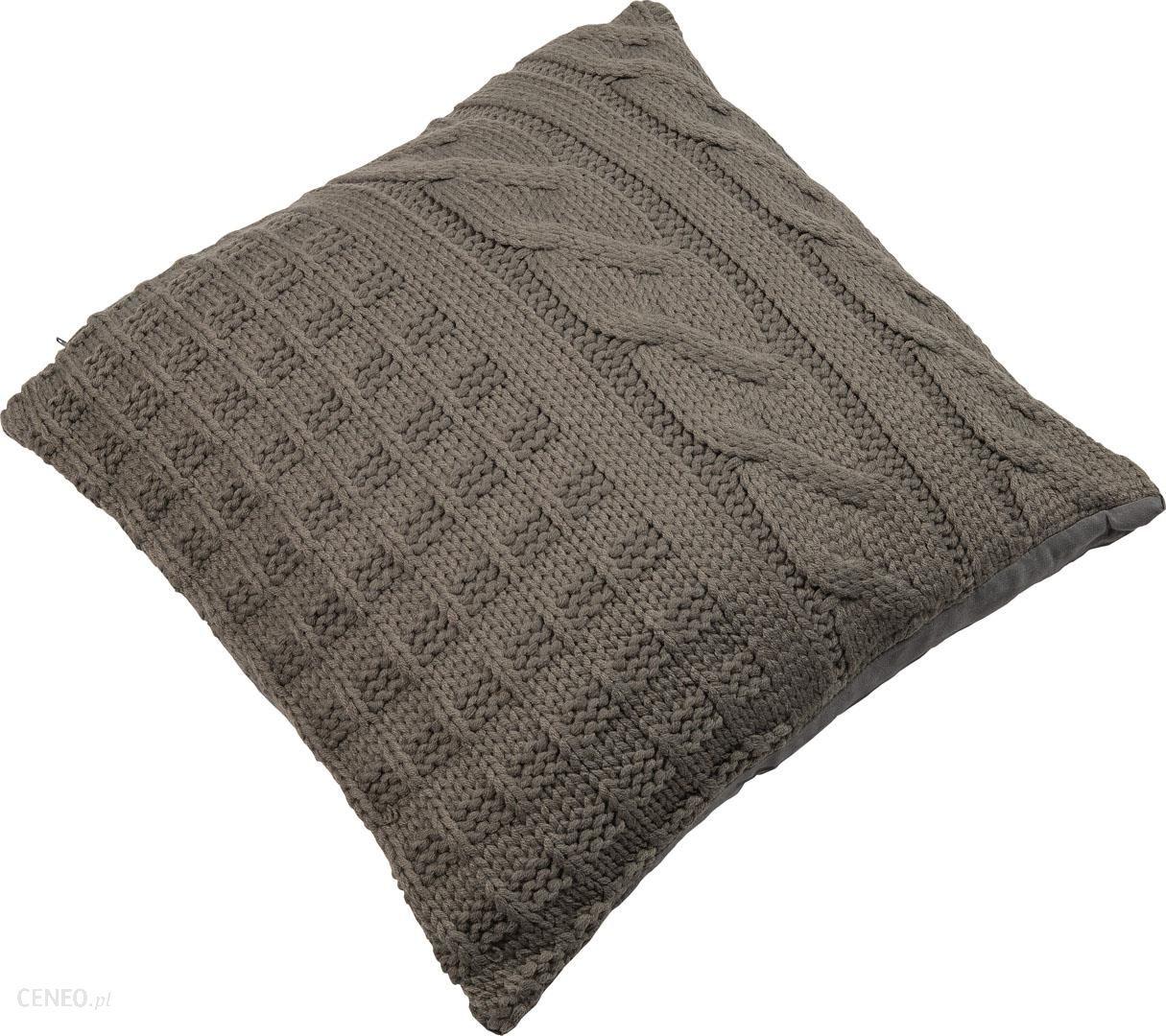 poduszka posiada zapinan� na zamek poszewkę kt243r� można
