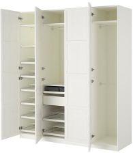 Ikea Pax Szafa Biały Hemnes Biały 19025717 Opinie I Atrakcyjne