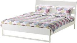 Ikea Trysil Rama łóżka Biały Leirsund 59020001 Opinie I Atrakcyjne Ceny Na Ceneopl