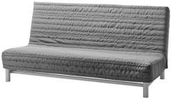 Ikea Beddinge Lovas Trzyosobowa Rozkładana Knisa Jasnoszary 89089414