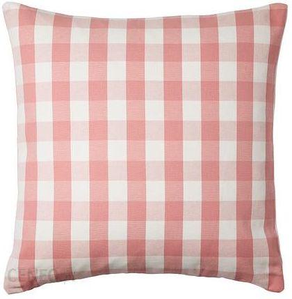 Ikea Smanate Poszewka Biały Różowy 10262077 Opinie I Atrakcyjne Ceny Na Ceneopl