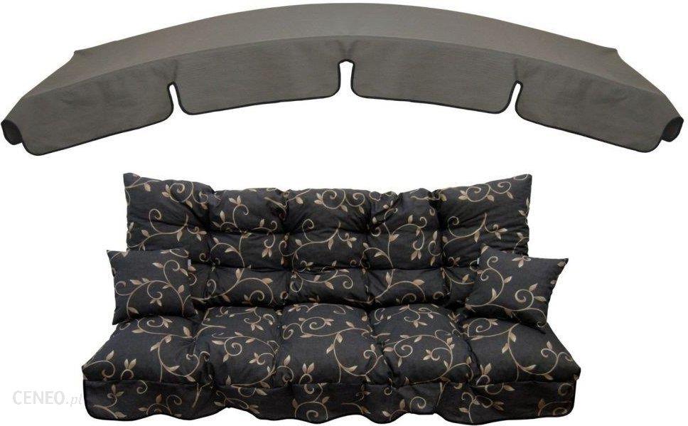Yego Design Poduszka Na Huśtawkę Ogrodową 150cmdachjaśki Ant Pod0509w00342