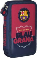 4c020882c Astra FC Barcelona piórnik 2-poziomowy FC-90 Barca Fan 4 z wyposażeniem  503016003