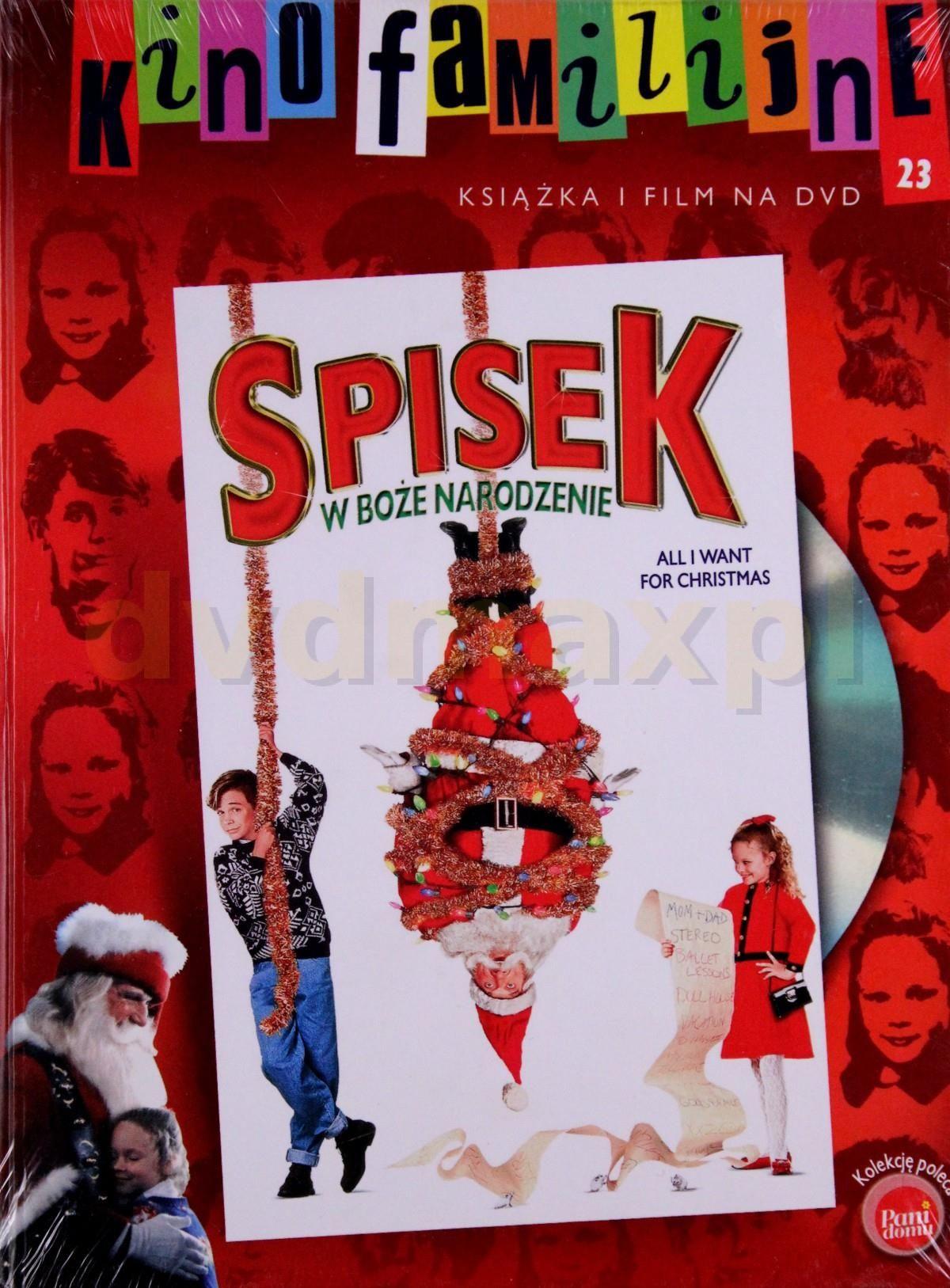 Film Dvd Spisek W Boże Narodzenie Dvd Ceny I Opinie Ceneopl