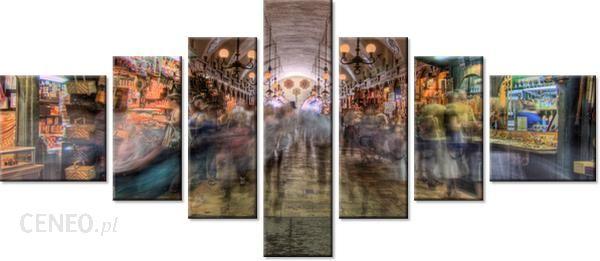 Kraków Sukiennice W środku Obraz 160x70 Cm Opinie I Atrakcyjne Ceny Na Ceneopl