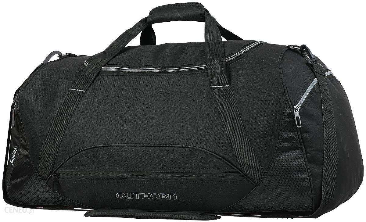 2a2592040c524 Outhorn torba sportowa TPU105A czarny (COL16) - Ceny i opinie - Ceneo.pl