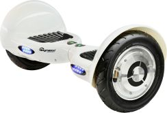 Skymaster Wheels 10 Bt Speaker Biały