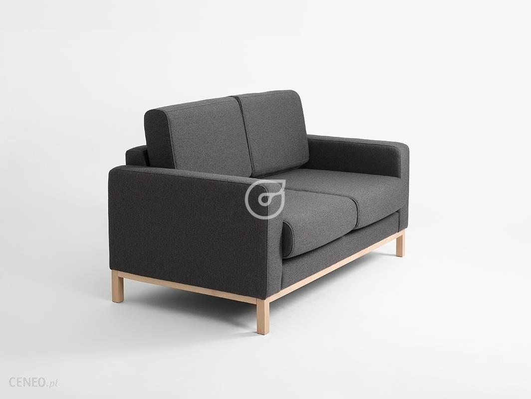 sofa scandic dwuosobowa firmy customform oparcie siedzisko i pod okietniki mi kkie pikowane. Black Bedroom Furniture Sets. Home Design Ideas