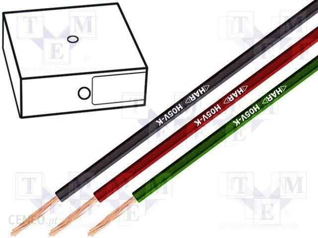 lapp kabel h05v k linka cu 0 5mm2 ty pvc 300 500v 100m klasa5 4510111 opinie i ceny na. Black Bedroom Furniture Sets. Home Design Ideas