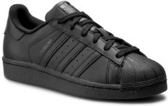 Buty adidas - Superstar Foundation J B25724 Cblack