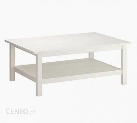 Ikea Hemnes Stolik Biały 118x75 Cm Lite Drewno 30176286 Opinie I Atrakcyjne Ceny Na Ceneopl