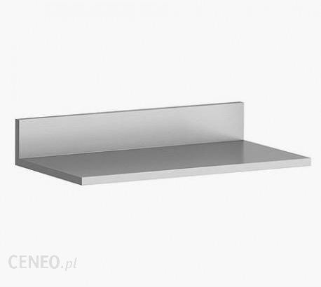Ikea Limhamn Półka ścienna Stal Nierdzewna 40x20x7 00177715 Opinie I Atrakcyjne Ceny Na Ceneopl