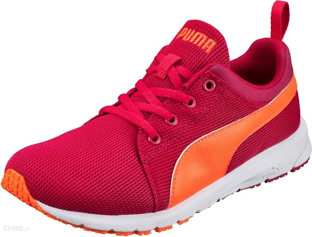Puma Carson Runner Jr rose red fluo peach white 35,5