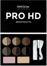 Freedom Pro Hd Brow Palette Fair Medium Zestaw Do Brwi Opinie I