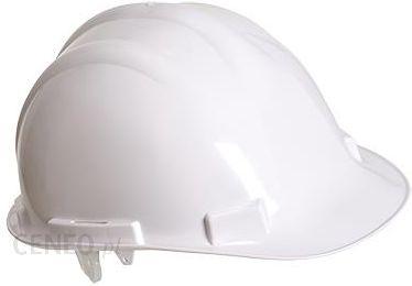 df4fb634352e9f Portwest Hełm Kask Roboczy Ochronny Pw51 - White (Pw51Whr) - Ceny i ...