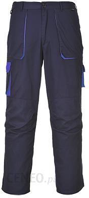 f80ea2175e16a7 Portwest Spodnie Robocze Bojówki Tx87 - Navy (Tx87Nars) - Ceny i ...