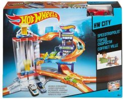 Hot Wheels Hot Wheels Parking z windą CDL36