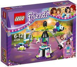 Klocki Lego Friends Gry W Parku Rozrywki 41127 Ceny I Opinie
