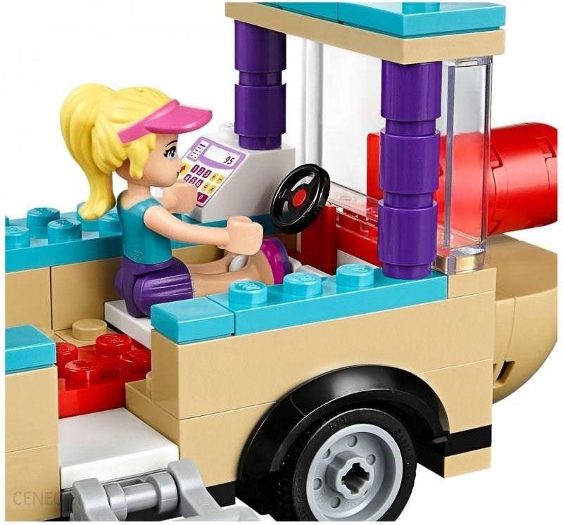 Klocki Lego Friends Park Rozrywki Stanowisko Z Hot Dogami 41129