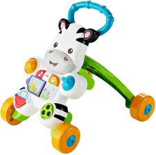 Fisher-Price Interaktywny Chodzik Zebra DPL53