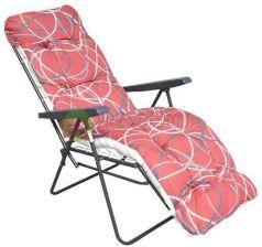 Patio Fotel Regulowany Z Podnóżkiem Malaga Plus