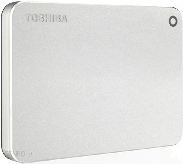 Toshiba Canvio Premium 1TB USB 3.0 Srebrny (HDTW110EC3AA)